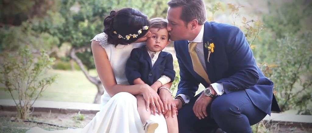 Video de boda en la Finca los Almorchanos, Madrid. Nacho y Belén
