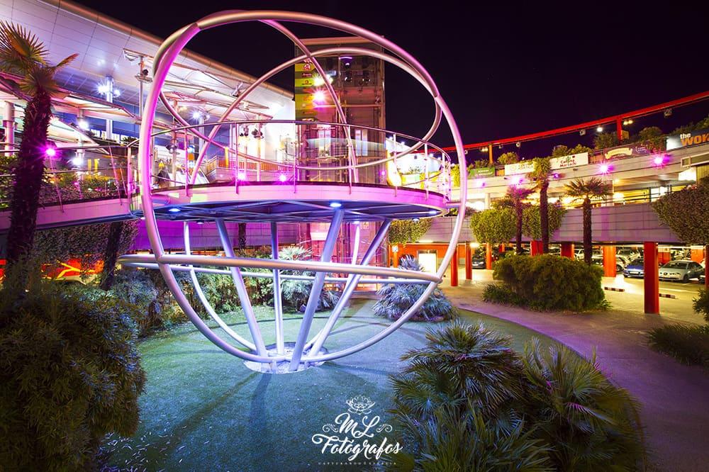 Centro comercial. Fuente